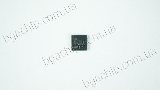 Микросхема Texas Instruments BQ24740 (BQ740) контроллер ШИМ заряда для ноутбука