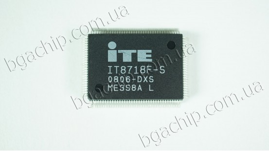 Микросхема ITE IT8718F-S DXS для ноутбука