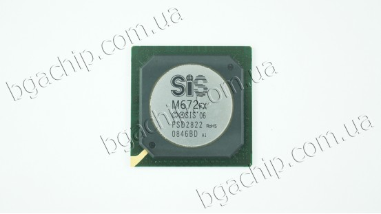 Микросхема SIS M672FX для ноутбука