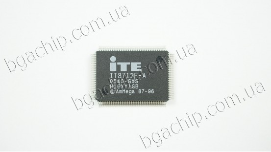 Микросхема ITE IT8712F-A GXS GB для ноутбука
