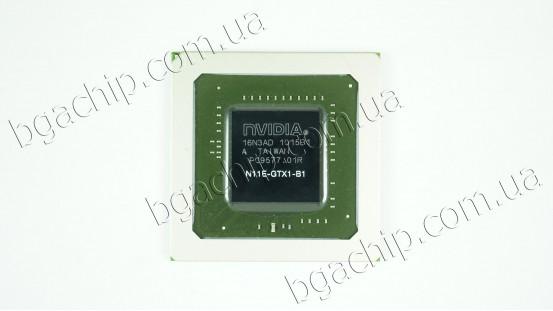 Микросхема NVIDIA N11E-GTX1-B1 GeForce GTX285M видеочип для ноутбука