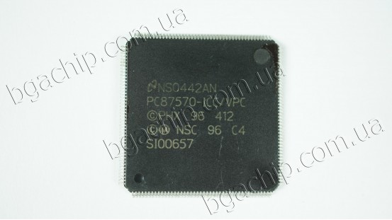 Микросхема National Semiconductors PC87570-ICC/VPC для ноутбука