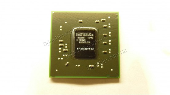 Микросхема NVIDIA NF-7025-630-N-A3 северный мост для ноутбука