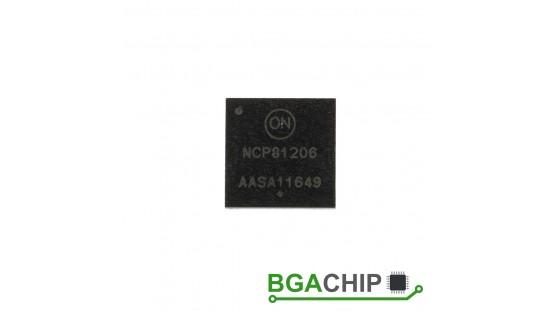 Микросхема On Semiconductor NCP81206 для ноутбука