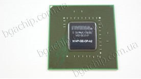 Микросхема NVIDIA N14P-GE-OP-A2 GeForce GT720M видеочип для ноутбука