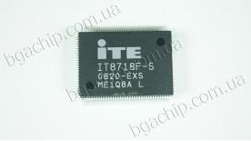 Микросхема ITE IT8718F-S EXS для ноутбука