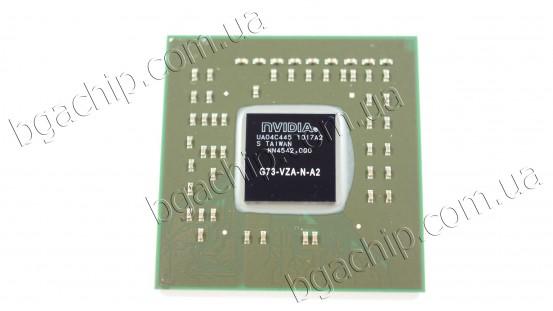 Микросхема NVIDIA G73-VZA-N-A2 GeForce Go7600 видеочип для ноутбука