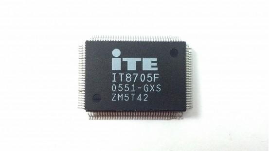 Микросхема ITE IT8705F-GXS для ноутбука