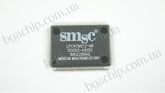 Микросхема SMSC LPC47M172-NR для ноутбука