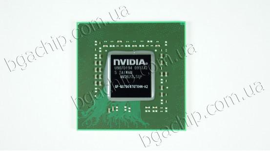 Микросхема NVIDIA GF-GO7900-GTXHN-A2 GeForce Go7900 (аналог GF-GO7900TGTXHN-A2) видеочип для ноутбука