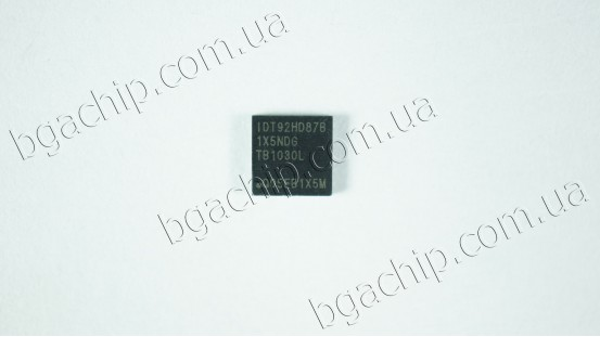 Микросхема IDT 92HD87B для ноутбука