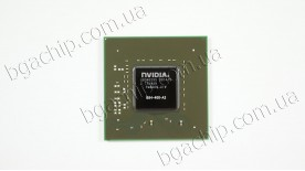 Микросхема NVIDIA G84-400-A2 GeForce 8600GTS видеочип для ноутбука