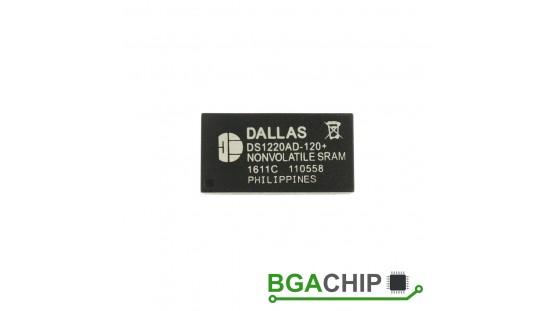 Микросхема DS1220AD-120+ (DIP-24)