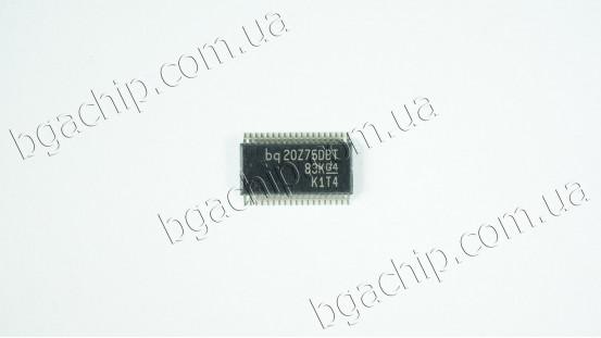 Микросхема Texas Instruments BQ20Z75 для ноутбука