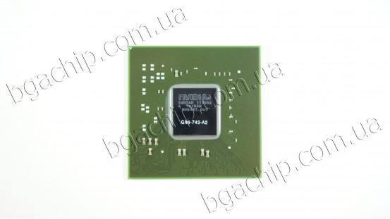 Микросхема NVIDIA G86-743-A2 GeForce 8400M GS видеочип для ноутбука