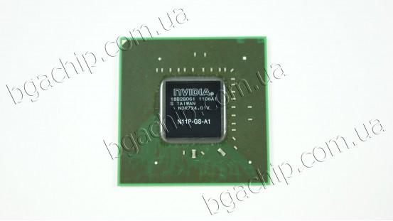 Микросхема NVIDIA N11P-GS-A1 GeForce G330M видеочип для ноутбука