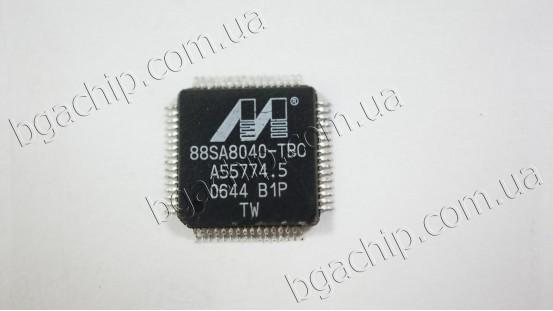 Микросхема Marvell 88SA8040-TBC для ноутбука