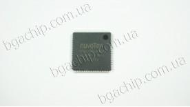 Микросхема Nuvoton NPCE791LA0DX (TQFP-128) для ноутбука (NPCE791LAODX)