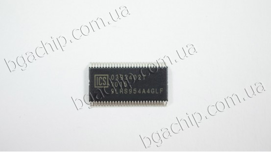 Микросхема ICS 9LRS954A4GLF для ноутбука