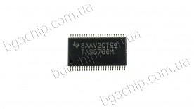 Микросхема Texas Instruments TAS5766M (48-Pin HTSSOP) для ноутбука