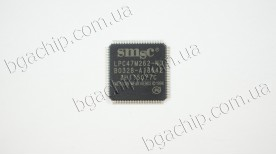 Микросхема SMSC LPC47M262-NU для ноутбука