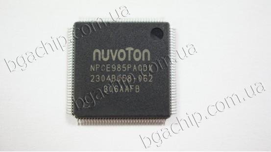 Микросхема Nuvoton NPCE985PA0DX для ноутбука (NPCE985PAODX)