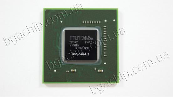 Микросхема NVIDIA G98-640-U2 GeForce 9800M GT видеочип для ноутбука