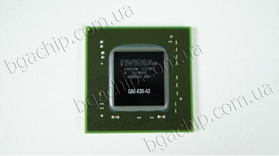 Микросхема NVIDIA G86-630-A2 GeForce 8400M GS видеочип для ноутбука