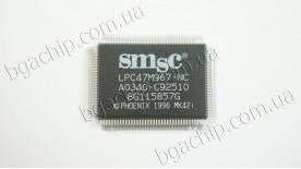 Микросхема SMSC LPC47M967-NC для ноутбука