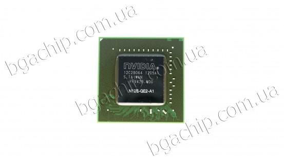 УЦЕНКА! БЕЗ ШАРИКОВ! Микросхема NVIDIA N12E-GE2-A1 GeForce GT635M видеочип для ноутбука