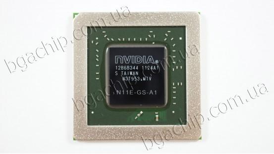 Микросхема NVIDIA N11E-GS-A1 GeForce GTX460M видеочипдля ноутбука