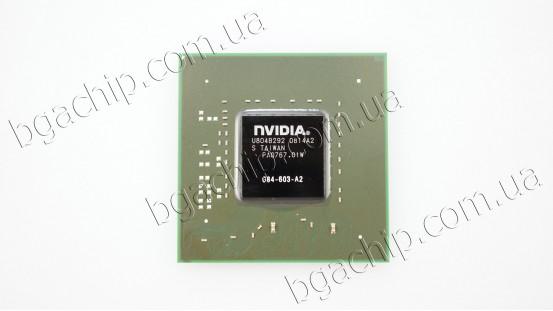 Микросхема NVIDIA G84-603-A2 128bit GeForce 8600M GT видеочип для ноутбука