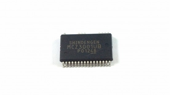 Микросхема MCZ3001UB для ноутбука