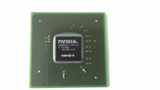 Микросхема NVIDIA N10M-GE1-B GeForce G105M видеочип для ноутбука