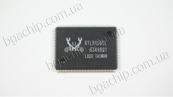 Микросхема Realtek RTL8100CL для ноутбука