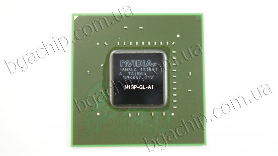 Микросхема NVIDIA N13P-GL-A1 GeForce GT630M видеочип для ноутбука