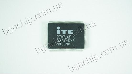 Микросхема ITE IT8716F-S DXS для ноутбука