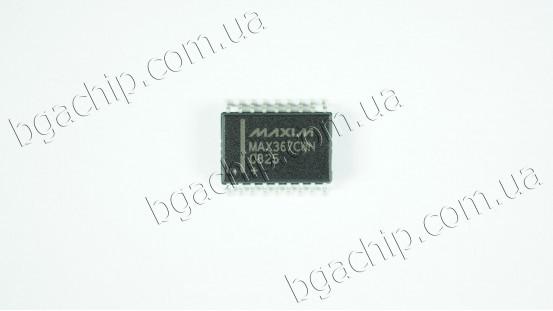 Микросхема MAXIM MAX367CWN для ноутбука