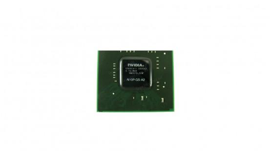 Микросхема NVIDIA N10P-GS-A2 GeForce GT240M видеочип для ноутбука