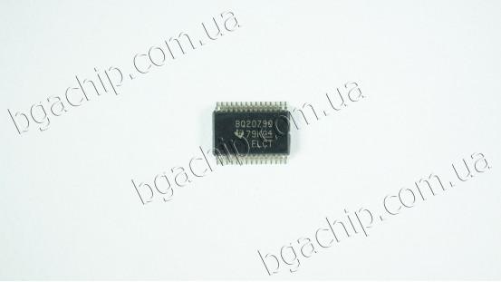 Микросхема Texas Instruments BQ20Z90 для ноутбука
