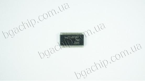 Микросхема Texas Instruments BQ20Z80 для ноутбука