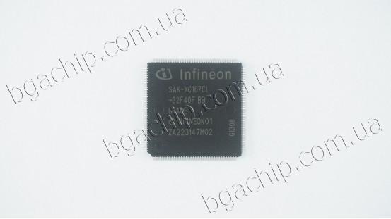 Микросхема Infineon SAK-XC167CI-32F40F BB-A для ноутбука