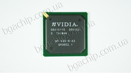 Микросхема NVIDIA NF-430-N-A3 южный мост для ноутбука