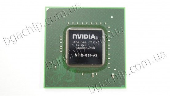Микросхема NVIDIA N11E-GS1-A3 GeForce GTS360M видеочип для ноутбука
