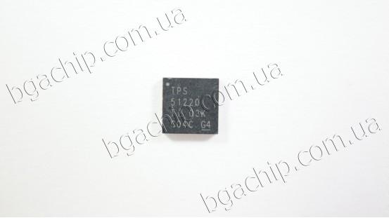 Микросхема Texas Instruments TPS51220 для ноутбука